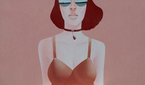 Horizon Line in Glasses