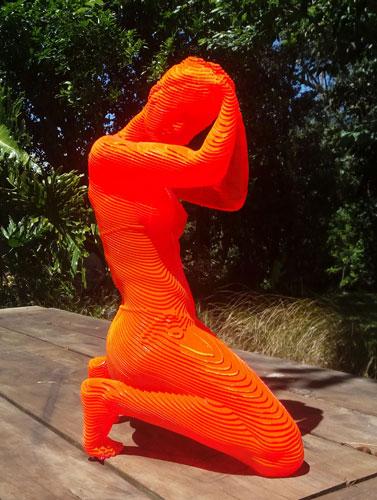 Chas – orange