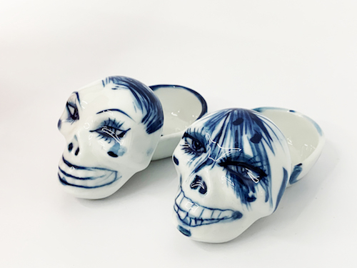Incence Skull 1