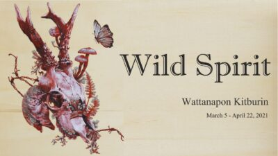 Wild Spirit by Wattanapon Kitburin