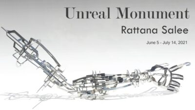 Unreal Monument by Rattana Salee